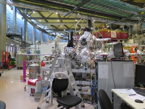 Russian German Beamline