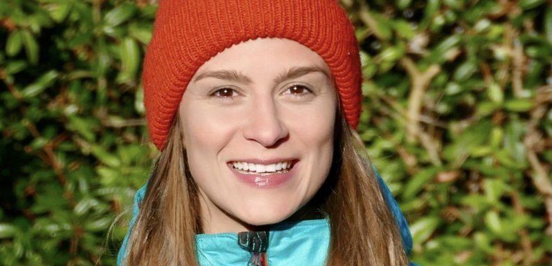 Marion Flatken, PhD student at HZB.