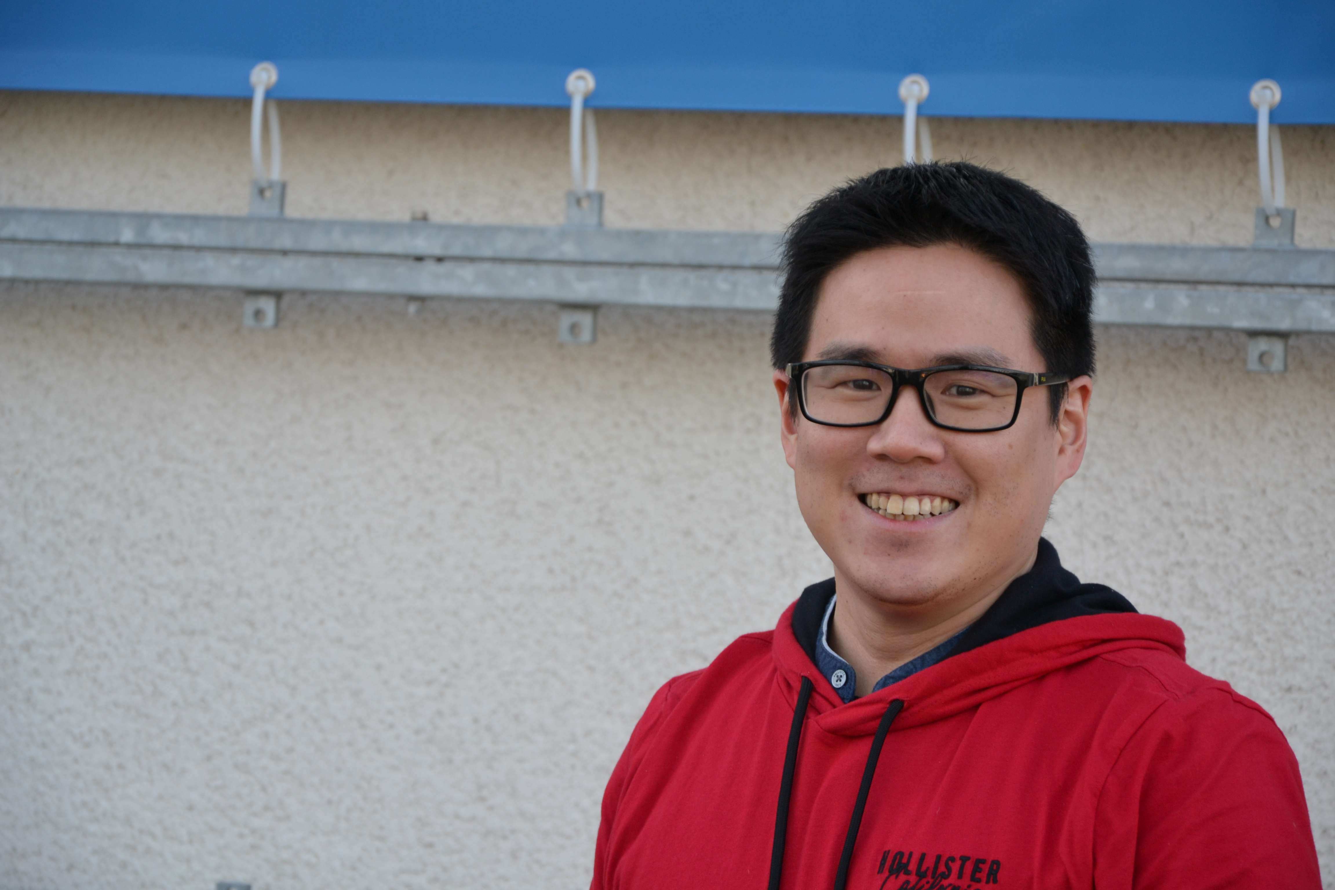 Picture: Yutsung Tsai, phd supervisor group leader at HZB.